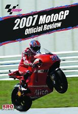 MOTOGP 2007 DVD. CASEY STONER, DUCATI. OFFICIAL REVIEW NTSC. 175 Mins. SRO D4302