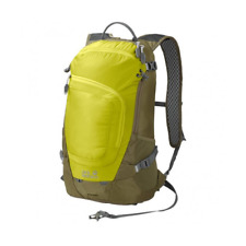 **40% OFF!** JACK WOLFSKIN 'Crosser' Backpack / Wild Lime / 18L / RRP £90 / BNWT