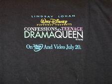 """""""Confessions of a Teenage Drama Queen""""- Film Crew item T-Shirt- Unique"""