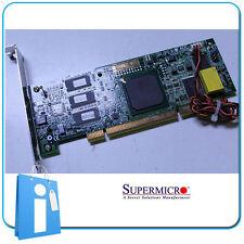 Controladora RAID SCSI SATA SAS 0 Channel Controller Card SUPERMICRO AOC-LPZCR1
