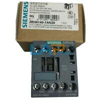 1PC NEW FOR SIEMENS 3RH6140-1AN20 AC220V Contactor