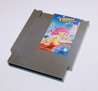 Nintendo NES - TROLLS IN CRAZYLAND - PAL - Very Rare  - Authentic