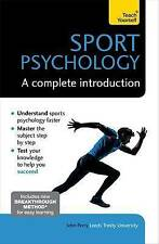 Sport Psychology: A Complete Introduction: Teach Yourself by John Perry...