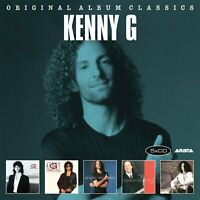 Kenny G - Original Album Classics (2016)  5CD Box Set  NEW/SEALED  SPEEDYPOST