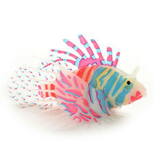 Artificial Sea Dragon Seahorse Jellyfish Lionfish Aquarium Fish Tank Decoration
