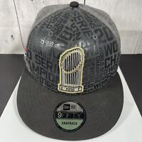 Chicago Cubs 2016 New Era World Series Champions Parade Snapback 9Fifty Hat