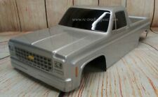 Custom Painted Body 1980 Chevy For 1/10-1/8 RC Monster Trucks T/E-Maxx/Revo