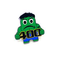 *RARE* Hulk 300 Peccy Pin