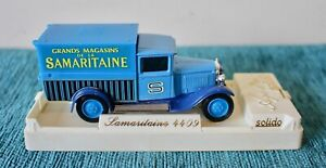 Solido Age D'Or Samaritaine 4409. Mint & Boxed.