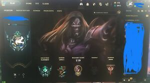 League Of Legends Account EUW PAX Twisted Fate Sivir Championship Riven 262 Skin