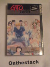 MANGA:   GTO: Great Teacher Onizuka Vol. 18 (Paperback, 2004)