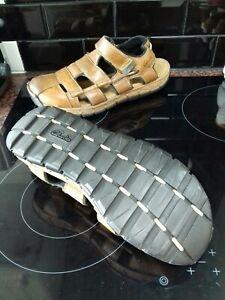 Clarks Active Air Mens Sandals Size Uk 9