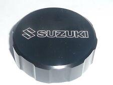 SUZUKI GSXR1000 2001-16 FRONT BRAKE MASTER CYLINDER SCREW TOP LID CAP BLACK B20H