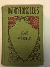 Daddy-Long-Legs, by Jean Webster (Grosset & Dunlap, 1912, 1st ed.)