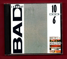 BAD COMPANY - 10 From 6 (1985 10 trk CD) Paul Rodgers, Simon Kirke * NEAR MINT *