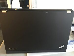 Lenovo ThinkPad X220 +  X230  BLACK LID COVER  VINYL SKIN MADE IN USA