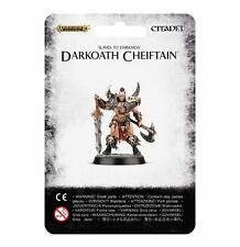 Darkoath Cheiftain - Games Workshop miniatures