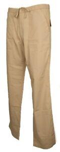 SG Pantalone lungo sport tempo libero uomo con tasche cotone KEY-UP articolo 262