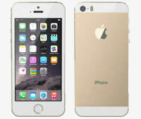 Pristine Condition Apple iPhone 5s - 16GB -Gold (Unlocked) A1457 (GSM) +Warranty
