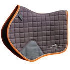 Schockemohle Power Jump Quilted Euro Cut English Saddle Pad