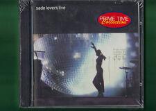 SADE - LOVERS LIVE CD NUOVO SIGILLATO