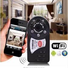 Q7 Mini Wifi DVR Wireless IP Camcorder Video Recorder Camera Infrared Night Visi