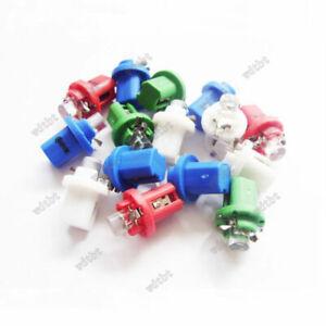 509T led bulb B8.5D T5 Dashboard Speedo Blue/ White Bulbs For Car