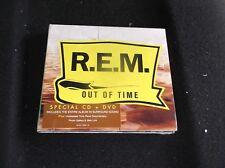 R.E.M. - Out Of Time ; rare CD+DVD Digipak ;  New & Sealed