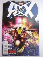 Marvel Comics: AVENGERS VS. X-MEN #12 DECEMBER 2012 #