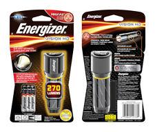 Energizer  250 lumens Gray  LED  Flashlight  AAA Battery
