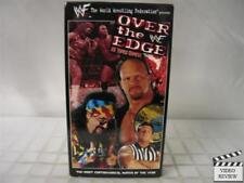 WWF In Your House - Over The Edge VHS