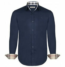 Brook Taverner Camicia a maniche lunghe ROMA-Blu Royal