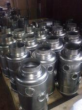 Rauchgaskühler Wärmetauscher (R) Ofen 150mm