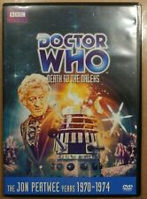 Doctor Who: Death to the Daleks - Story #72 - DVD