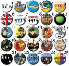 The Beatles Pin Badge Logo John Lennon Paul McCartney Help Yellow Submarine