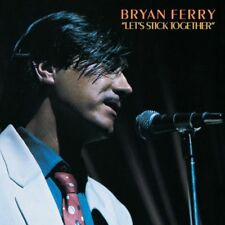 BRYAN FERRY LET'S STICK TOGETHER REMASTERED HDCD CD NEW