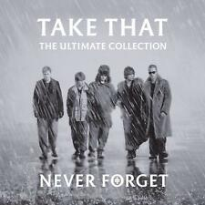 TAKE THAT THE ULTIMATE COLLECTION Never Forget CD NEW
