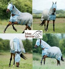 Gallop 3 in 1 FLY RUG SET Inc Bug Sheet, Combo Neck Cover, And Mask Horse Insect