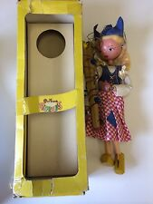VINTAGE BOXED PELHAM PUPPET DUTCH GIRL TYPE SS SS2