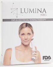 Lumina Nrg - Microcurrent Facial Toning Device - 3-In-1 Anti-Aging