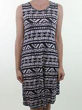 Atmosphere Cotton Sleeveless Skater Dresses for Women