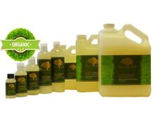 Liquid Gold Extra Virgin Coconut Oil Pure & Organic for Skin Hair&Health Gallon