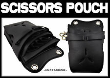 Hairdressers Pouch For Hair Scissors / combs Hold up to *  7 SCISSORS  * KC32