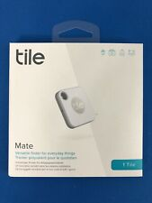 Tile Mate Latest Ed Tracker Item Finder Orig Battery in unit replaceable New