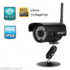 Wireless 720P Network Security CCTV IP Camera Outdoor Waterproof WiFi Webcam US