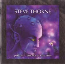 Thorne, Steve - Part Two Emotional Creatures TONY LEVIN CD NEU OVP