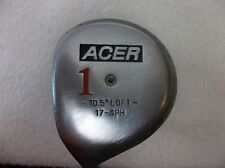 Acer Tour Torch 10.5* Loft 17-4 PH - 1 Driver - Left Hand - Men's - Steel Shaft