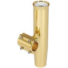 LEE'S CLAMP-ON ROD HOLDER GOLD ALUM HORIZONTAL PIP