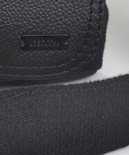 Branded Black Leather Sling Bag (Export Surplus)