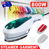 Portable Steam Iron Clothes Garment Steamer Travel Handheld Fabric Heat Electric